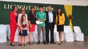 Premiación espitu Sembrador 2019